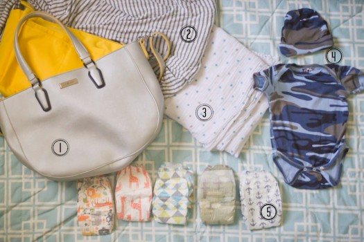fav finds for baby numbered