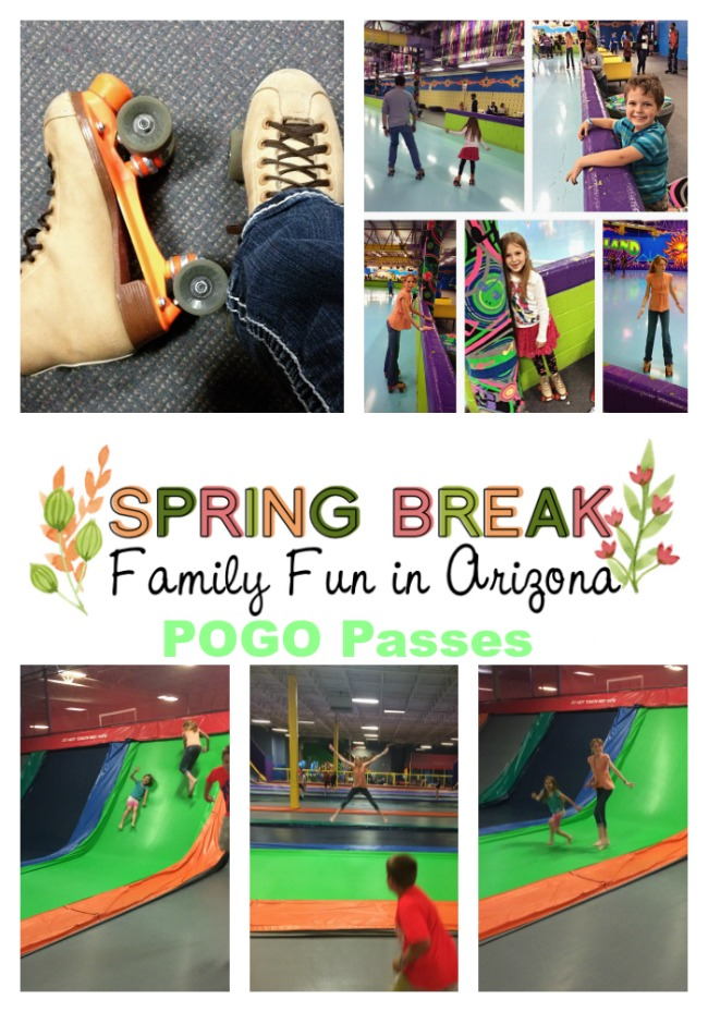 Pogo Pass Spring Break