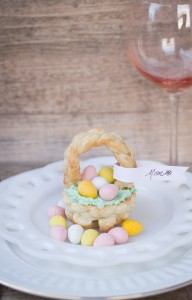 Mini Edible Easter Baskets