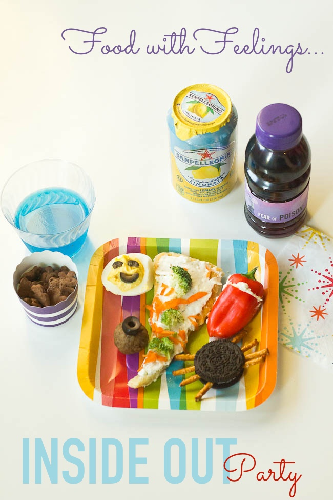 Inside Out Party Food Hero