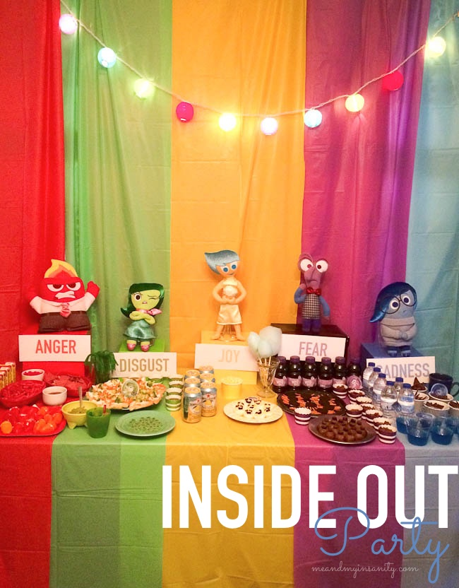 Inside Out Party Hero