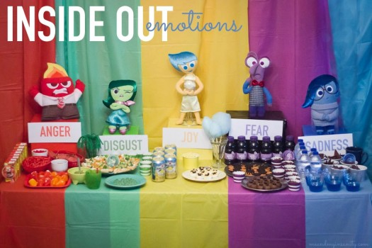 Inside Out Party Title
