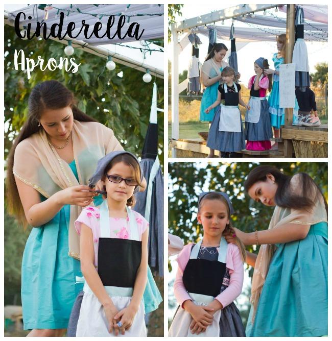 Cinderella Aprons