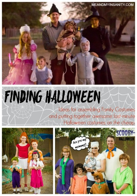 FINDING Halloween
