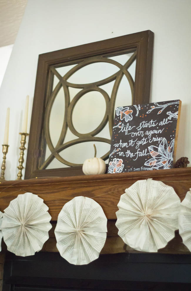 Freshen Up for Fall Mantle -0502