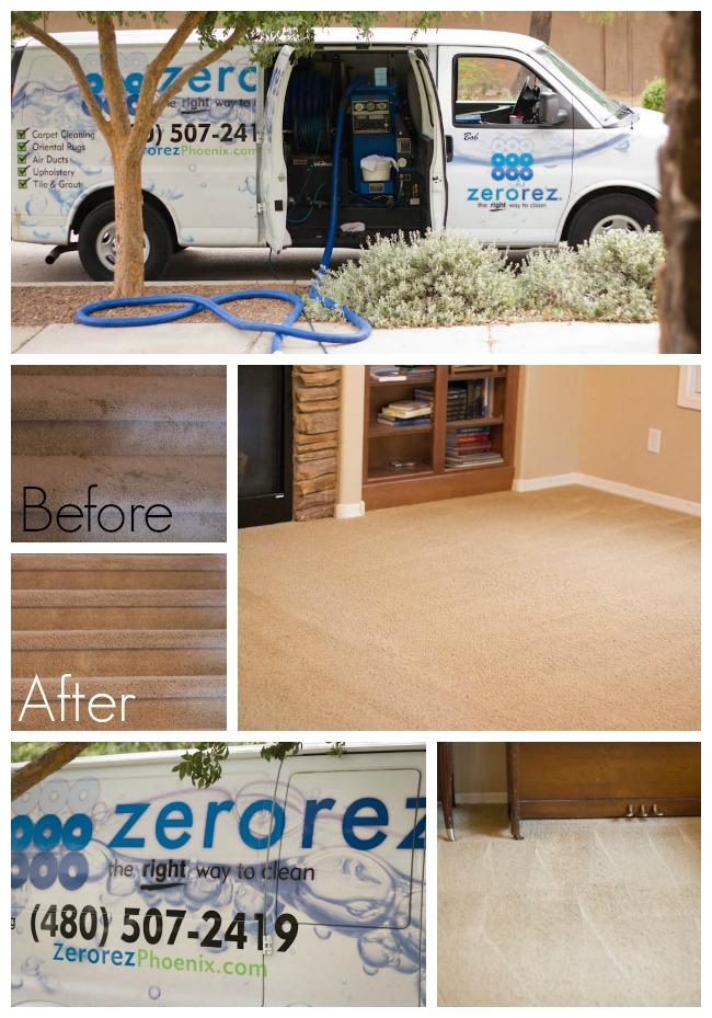 ZeroRez Carpet Cleaning