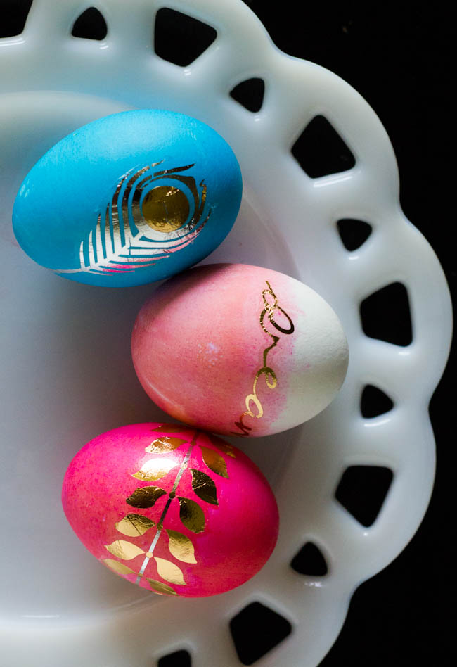 glam metallic tattoo easter eggs-9807