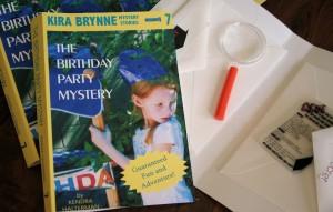 Nancy Drew–Invitation Insanity