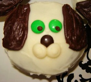 Pup Cakes