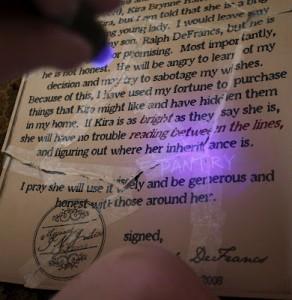 Nancy Drew Party–The Mystery!