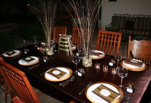 Cacao Cravings–A Chocolate-Themed Gourmet Group Dinner