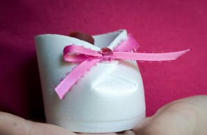 Baby Shower Bootie Favors