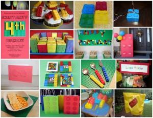 Party Party Trend: Legos