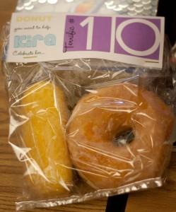 Terrific 10 Classroom Treats