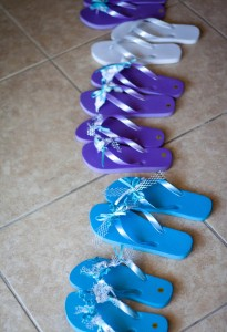 Spa Day Party – Fun with Flip Flops