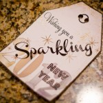 Wishing you a Sparkling New Year! Printable