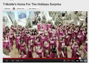 Flash Mobbing the Holidays