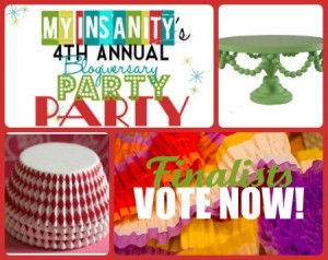 Party Party Finalists! VOTE now!