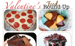 Valentine's Round Up *Food*