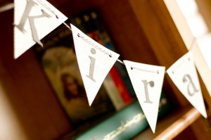 Chapter 2: Book Party Decorations