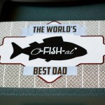 O-FISH-al Best Dad - Fathers Day Gift for Fisherman