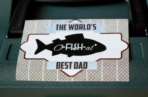 O-FISH-al Best Dad – Fathers Day Gift for Fisherman