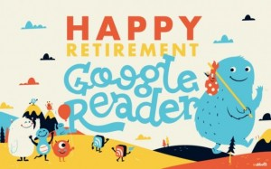 News – The End of Google Reader
