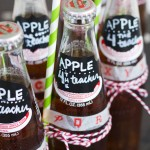 An Apple Soda for the Teacher Back to School Gift