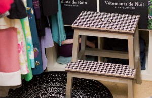 Stylish Stool Makeover
