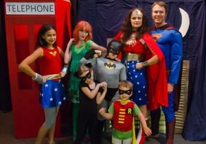 Family Costume Parade 2013