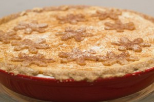 Holiday Apple Pie with Spelt Crust