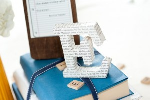 Book-themed Bar Mitzvah
