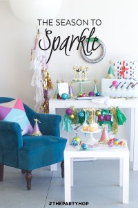 The Party Hop: The Season To Sparkle