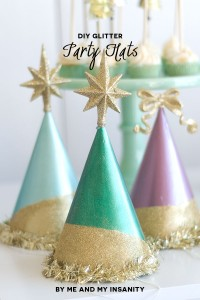 A Season To Sparkle pt. 3 – Party Hats and Goodies