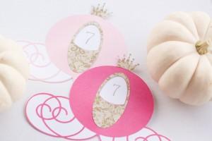 Princesses and Pumpkins — A Cinderella Birthday
