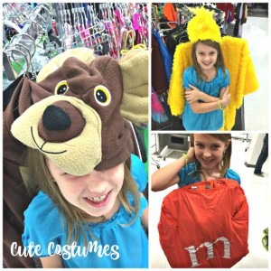 Finding Our Family Costumes and other last-minute Costume Finds