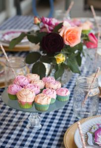Floral and Gingham Easter